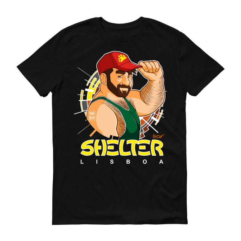 Camiseta Shelter Bar