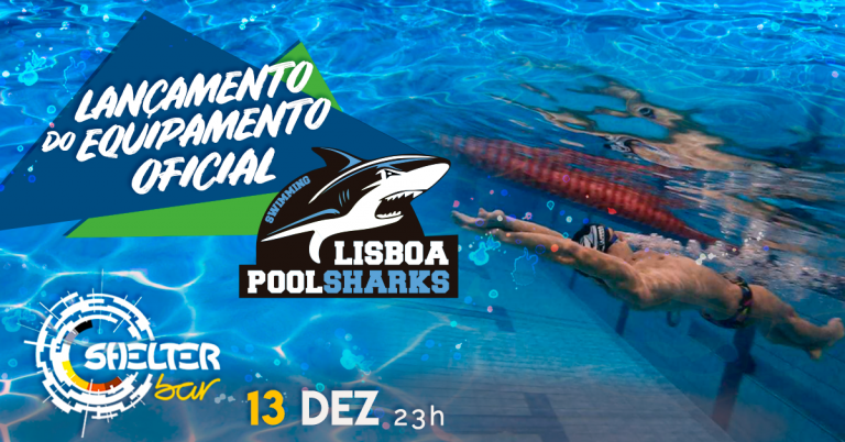 Lisbon PoolSharks: Official Equipment Launch